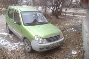 Автомобиль BYD Flyer, отличное состояние, 2006 года выпуска, цена 70 000 руб., Свердловская область