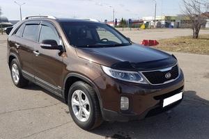 Автомобиль Kia Sorento, хорошее состояние, 2012 года выпуска, цена 1 175 000 руб., Серпухов