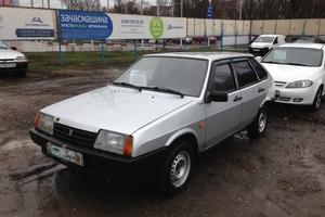 Авто ВАЗ (Lada) 2109, 2003 года выпуска, цена 53 000 руб., Самара