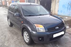 Подержанный автомобиль Ford Fusion, отличное состояние, 2008 года выпуска, цена 289 000 руб., Челябинск