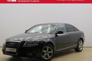 Подержанный автомобиль Audi A6, отличное состояние, 2010 года выпуска, цена 999 000 руб., Москва