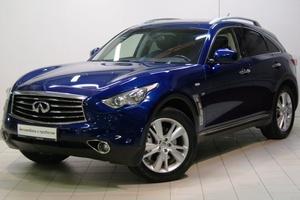 Авто Infiniti QX70, 2014 года выпуска, цена 1 855 000 руб., Москва