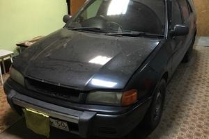Автомобиль Toyota Sprinter Carib, хорошее состояние, 1996 года выпуска, цена 180 000 руб., Серпухов