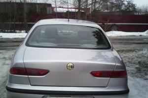 Автомобиль Alfa Romeo 156, отличное состояние, 2000 года выпуска, цена 185 000 руб., Дубна