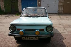 Автомобиль ЗАЗ 968, отличное состояние, 1986 года выпуска, цена 60 000 руб., Сестрорецк