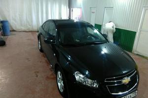 Автомобиль Chevrolet Cruze, отличное состояние, 2012 года выпуска, цена 465 000 руб., Бавлы