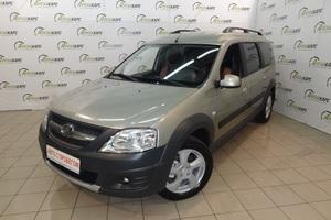 Авто ВАЗ (Lada) Largus, 2016 года выпуска, цена 615 000 руб., Санкт-Петербург