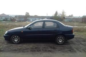 Автомобиль Chevrolet Lanos, хорошее состояние, 2006 года выпуска, цена 120 000 руб., Воронеж