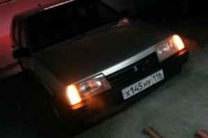 Автомобиль ВАЗ (Lada) 2109, хорошее состояние, 2003 года выпуска, цена 40 000 руб., Казань
