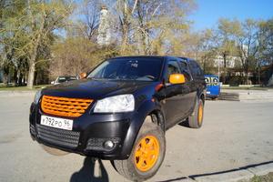 Автомобиль Great Wall Wingle 5, хорошее состояние, 2013 года выпуска, цена 500 000 руб., Екатеринбург