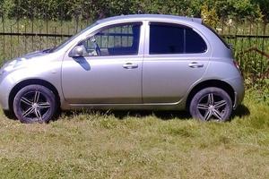 Автомобиль Nissan March, хорошее состояние, 2002 года выпуска, цена 185 000 руб., Новосибирск