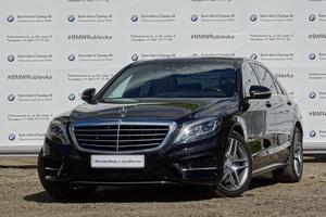 Авто Mercedes-Benz S-Класс, 2016 года выпуска, цена 5 450 000 руб., Москва