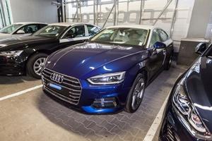 Авто Audi A5, 2017 года выпуска, цена 3 400 229 руб., Москва