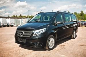 Авто Mercedes-Benz Vito, 2016 года выпуска, цена 3 247 920 руб., Москва