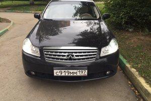 Автомобиль Infiniti M-Series, отличное состояние, 2008 года выпуска, цена 600 000 руб., Одинцово