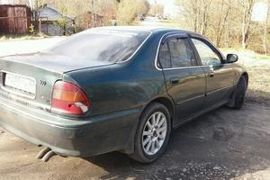 Автомобиль Rover 600 Series, среднее состояние, 1998 года выпуска, цена 120 000 руб., Санкт-Петербург