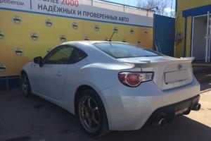 Авто Toyota GT 86, 2012 года выпуска, цена 1 650 000 руб., Самара