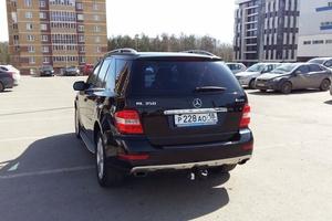Подержанный автомобиль Mercedes-Benz M-Класс, отличное состояние, 2008 года выпуска, цена 1 000 000 руб., Казань