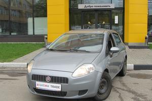 Авто Fiat Punto, 2007 года выпуска, цена 219 000 руб., Москва