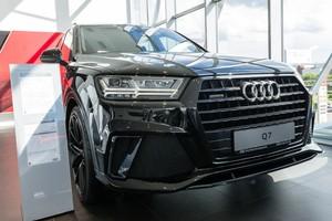 Авто Audi Q7, 2016 года выпуска, цена 5 217 795 руб., Москва