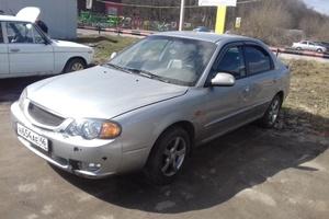 Автомобиль Kia Shuma, среднее состояние, 2003 года выпуска, цена 120 000 руб., Курск