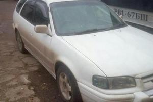 Автомобиль Toyota Sprinter Carib, хорошее состояние, 1998 года выпуска, цена 185 000 руб., республика Башкортостан