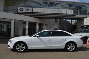 Подержанный автомобиль Audi A4, отличное состояние, 2012 года выпуска, цена 930 000 руб., Москва