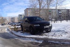 Автомобиль Volkswagen Touareg, отличное состояние, 2004 года выпуска, цена 700 000 руб., Сургут