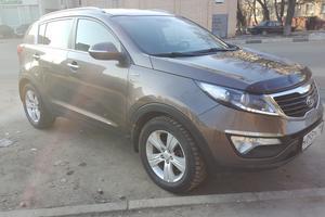 Автомобиль Kia Sportage, хорошее состояние, 2011 года выпуска, цена 800 000 руб., Домодедово