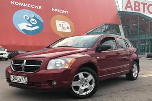 Авто Dodge Caliber, 2008 года выпуска, цена 455 000 руб., Москва
