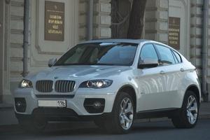 Автомобиль BMW X6, отличное состояние, 2011 года выпуска, цена 1 850 000 руб., Казань