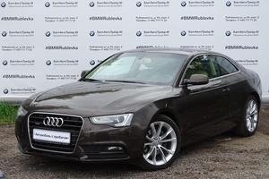 Подержанный автомобиль Audi A5, отличное состояние, 2012 года выпуска, цена 1 289 000 руб., Москва