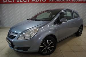 Авто Opel Corsa, 2008 года выпуска, цена 258 000 руб., Москва