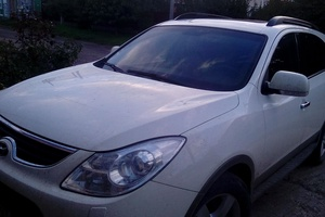 Автомобиль Hyundai ix55, хорошее состояние, 2010 года выпуска, цена 1 150 000 руб., Краснодар