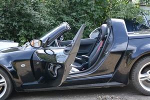 Автомобиль Smart Roadster, отличное состояние, 2004 года выпуска, цена 450 000 руб., Пенза