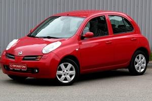 Авто Nissan Micra, 2004 года выпуска, цена 269 000 руб., Москва