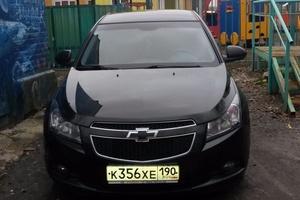 Подержанный автомобиль Chevrolet Cruze, отличное состояние, 2012 года выпуска, цена 499 000 руб., Щелково