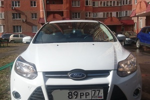 Подержанный автомобиль Ford Focus, отличное состояние, 2013 года выпуска, цена 570 000 руб., Подольск