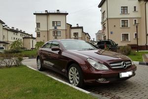 Автомобиль Mercedes-Benz CLS-Класс, отличное состояние, 2008 года выпуска, цена 890 000 руб., Москва