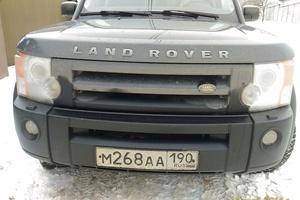 Автомобиль Land Rover Discovery, отличное состояние, 2007 года выпуска, цена 850 000 руб., Московская область