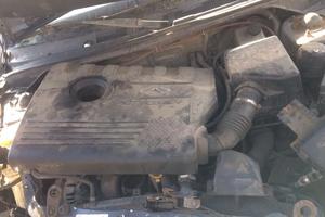 Автомобиль Vortex Estina, битый состояние, 2010 года выпуска, цена 100 000 руб., Химки