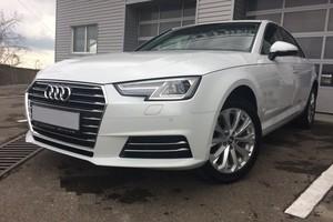 Новый автомобиль Audi A4, 2017 года выпуска, цена 2 428 693 руб., Новороссийск