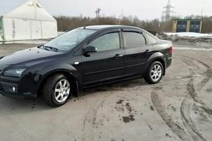 Подержанный автомобиль Ford Focus, хорошее состояние, 2006 года выпуска, цена 240 000 руб., Воскресенск