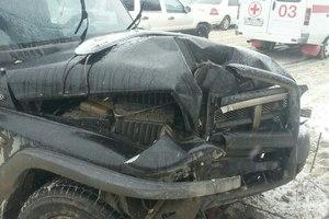 Автомобиль SsangYong Korando, битый состояние, 2002 года выпуска, цена 120 000 руб., Омск