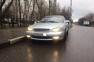 Автомобиль Kia Clarus, хорошее состояние, 2000 года выпуска, цена 88 000 руб., Москва и область