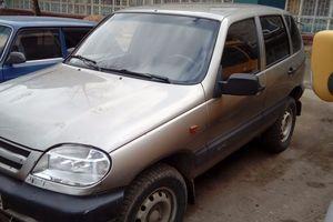 Подержанный автомобиль Chevrolet Niva, хорошее состояние, 2008 года выпуска, цена 200 000 руб., Смоленская область