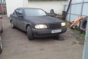 Подержанный автомобиль Mercedes-Benz C-Класс, плохое состояние, 1995 года выпуска, цена 78 000 руб., Голицыно