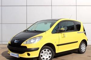 Авто Peugeot 1007, 2007 года выпуска, цена 199 000 руб., Москва