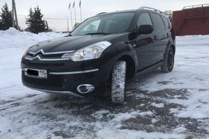 Автомобиль Citroen C-Crosser, хорошее состояние, 2010 года выпуска, цена 670 000 руб., Троицк