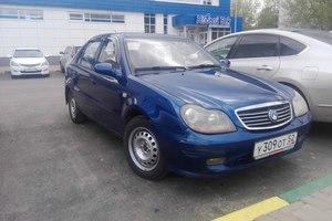 Автомобиль Geely Otaka, среднее состояние, 2007 года выпуска, цена 110 000 руб., Нижний Новгород